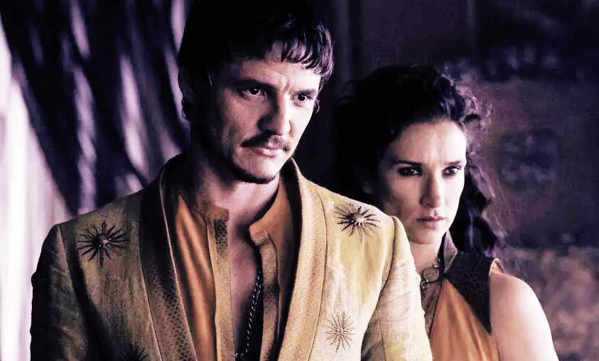 Game Of Thrones Oberyn Martell Esfp 8w7 Funky Mbti