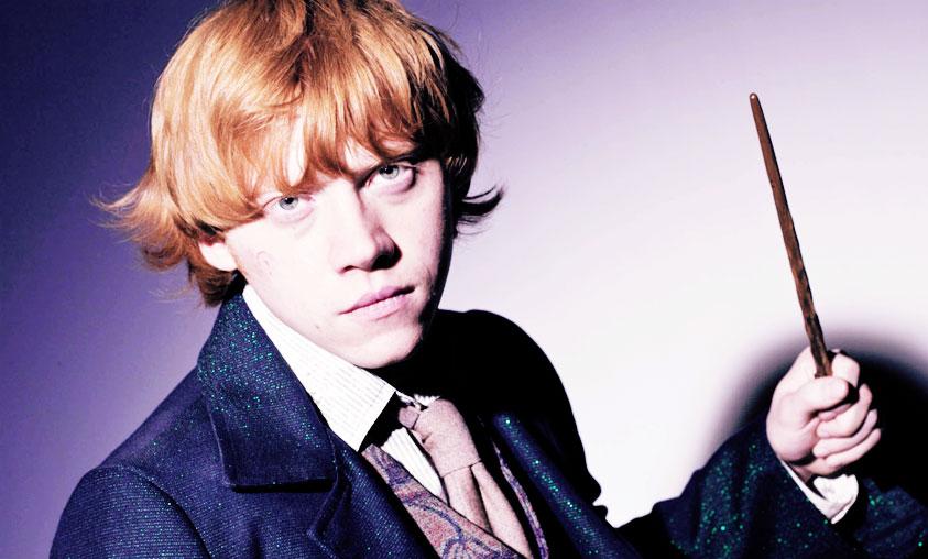 Harry Potter: Ron Weasley [ESFP 6w7] – Funky MBTI
