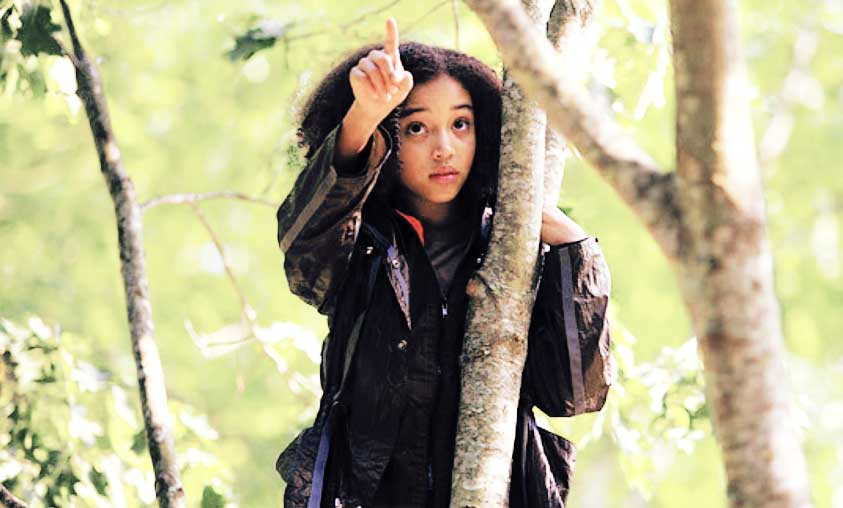 The Hunger Games: Rue [ISFP]