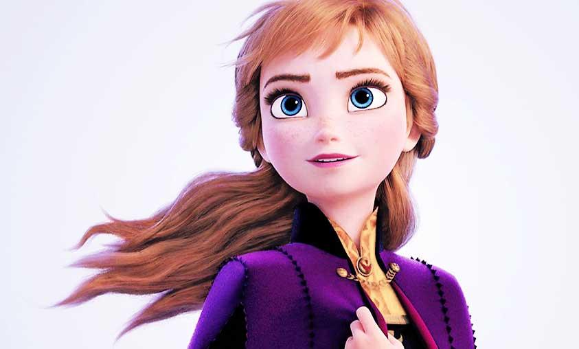 Frozen: Anna [ESFP]