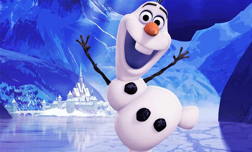 Frozen: Olaf [ENFP]