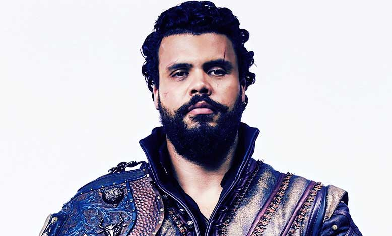 The Musketeers: Porthos [ISTP]