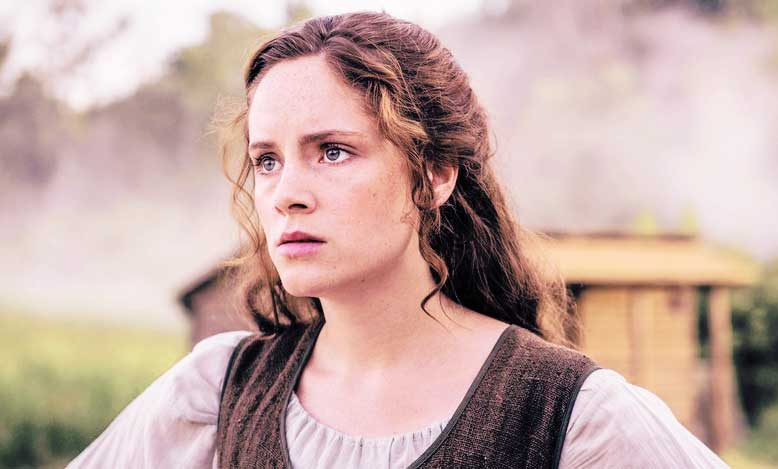 Jamestown: Alice Sharrow [ESFJ]