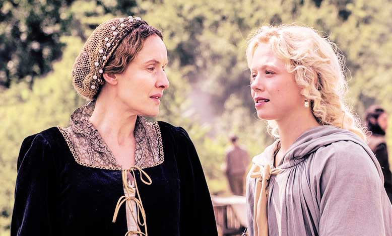Jamestown: Temperance Yeardley [ESFJ]