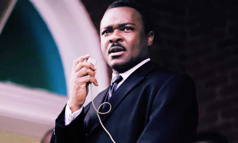 Selma: Dr. Martin Luther King Jr [ENFJ]